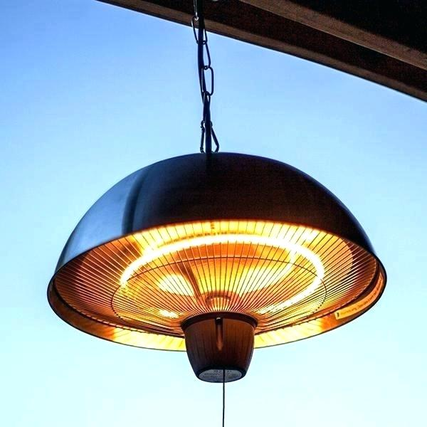 لامپ حرارتی تابشی