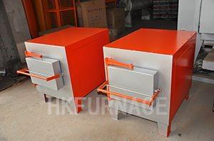 کورهی جعبهای مخصوص آزمایشگاه (1200درجه سانتیگراد)