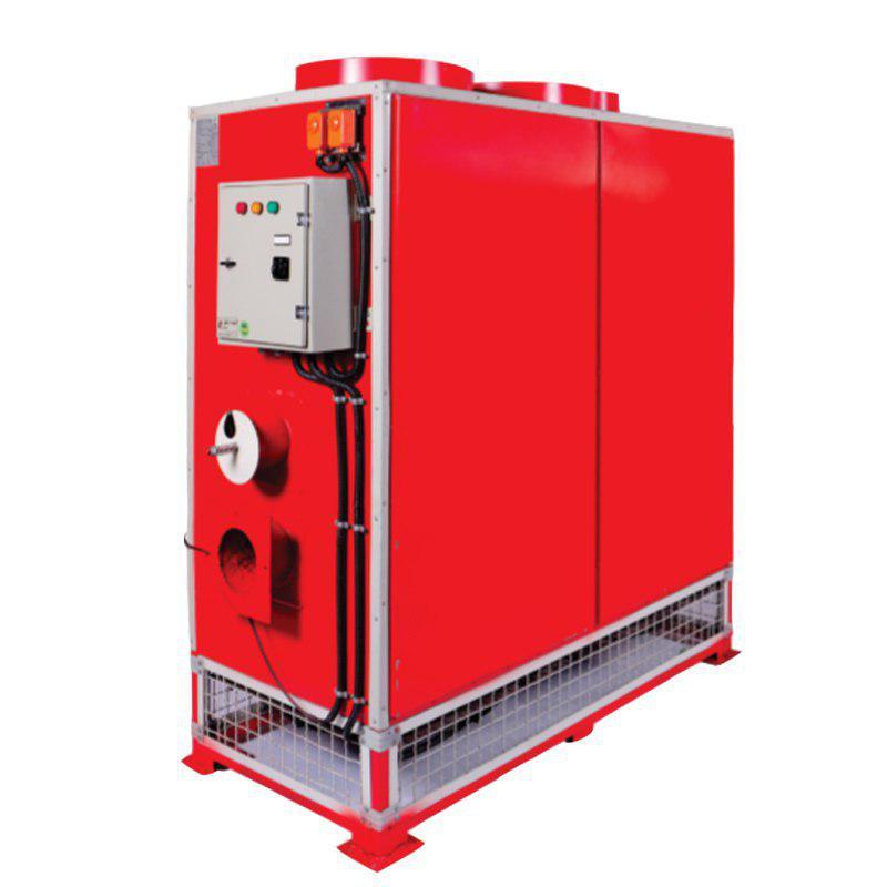 کوره هوای گرم کابینتی انرژی