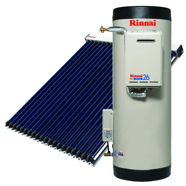 سیستم گرمایشی آبی خورشیدی