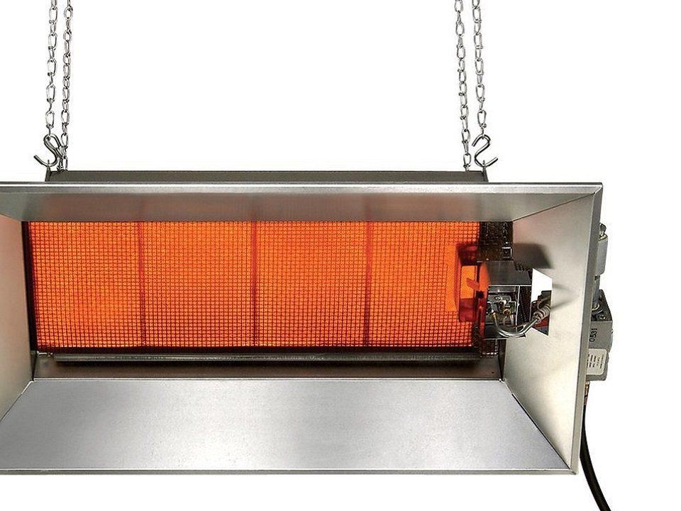 سیستم گرمایشی تابشی گازی
