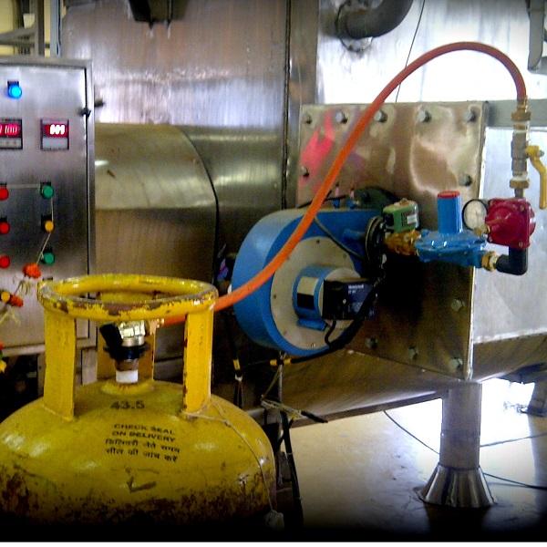 کاربرد بخاری با گاز مایع