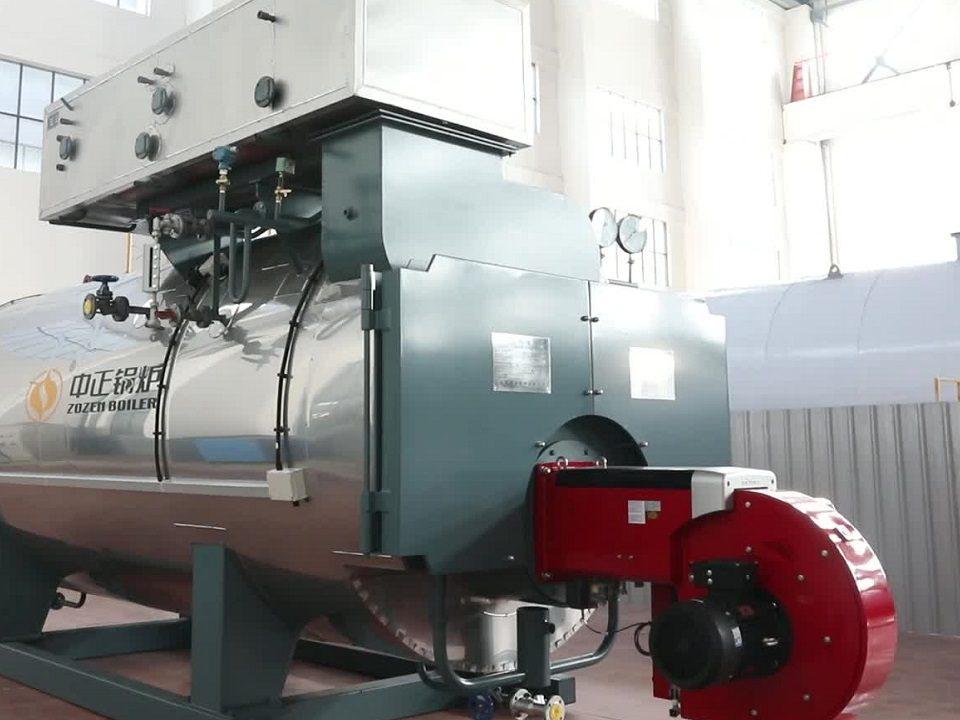 بخاری صنعتی با گاز مایع