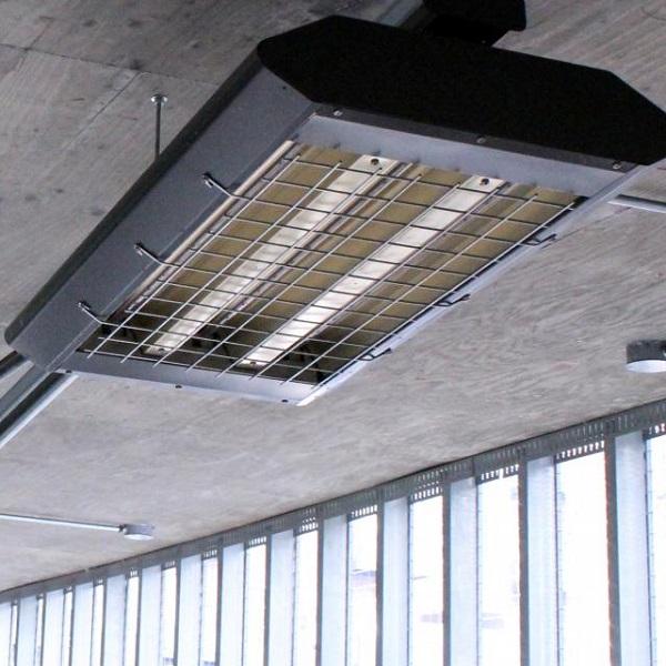گرماتاب سقفی