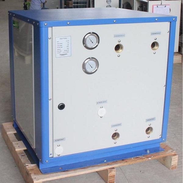 پمپ حرارتی سیستم ژئوترمال