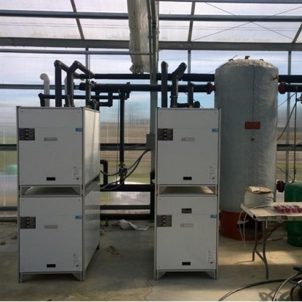 اتاق مکانیکی سیستم ژئوترمال
