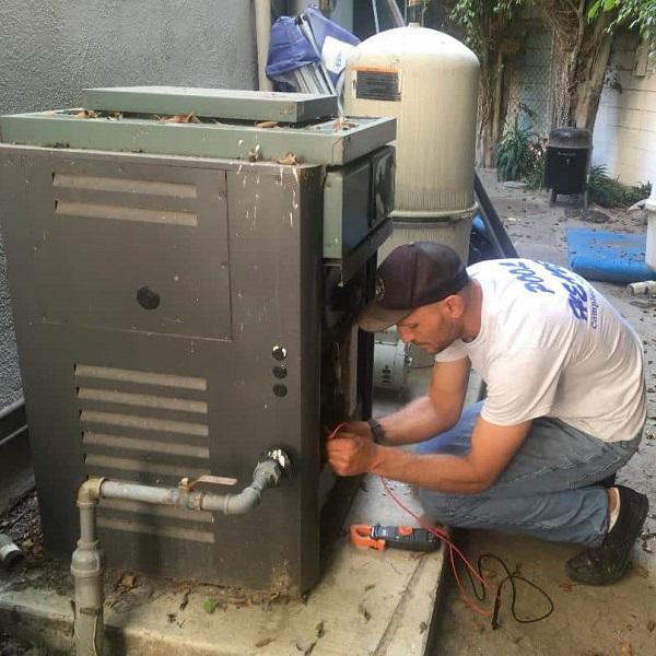 تعمیر بخاری استخر