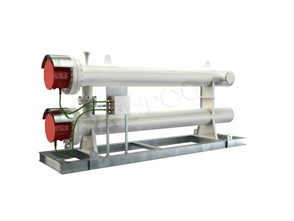 بخاری برقی صنعتی