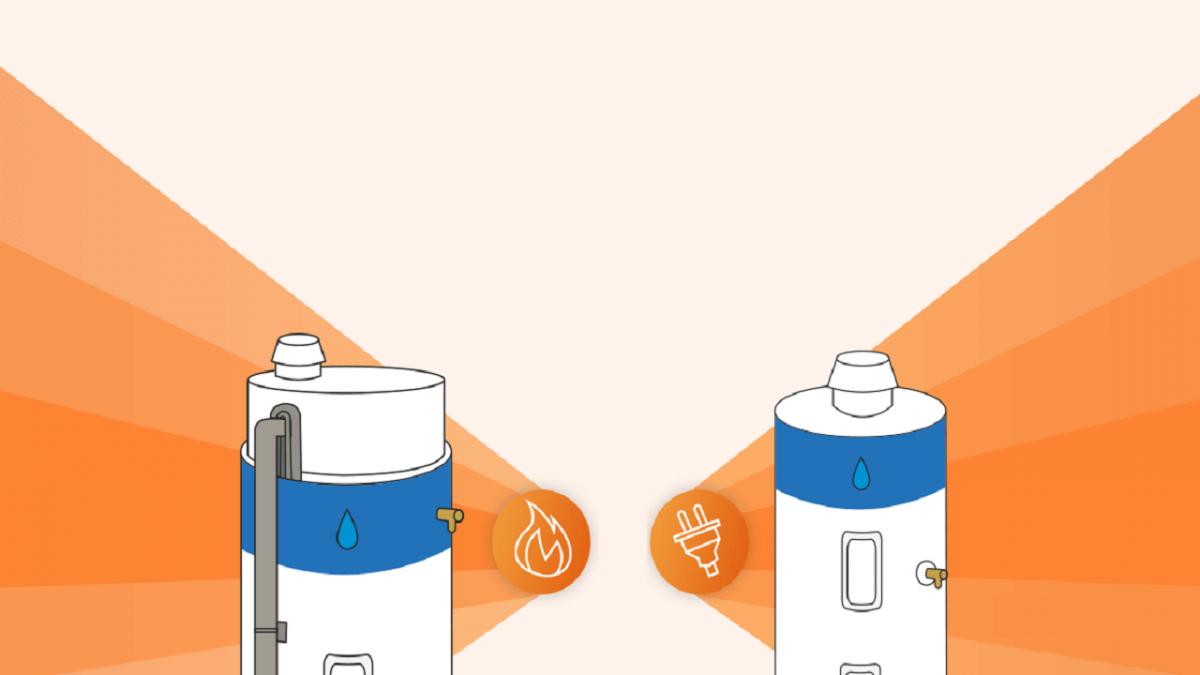 تفاوت گرمایش با گاز و برق